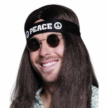 Hippie hoofdband peace