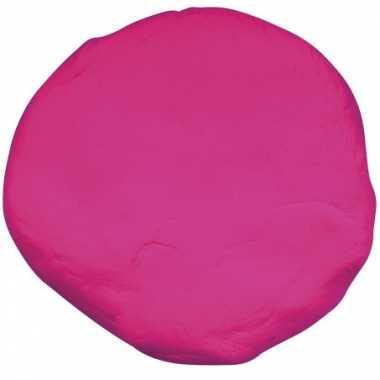Hobby boerseer klei fuchsia roze 50 gr
