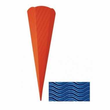 Hobby surprise puntzak donkerblauw 68 cm