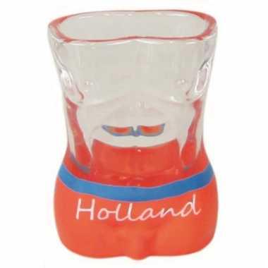 Holland thema shotglaasje