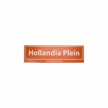 Hollandia bord hup holland hup