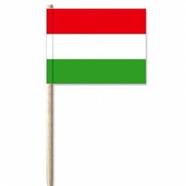 Hongaarse cocktailprikkers 50 st