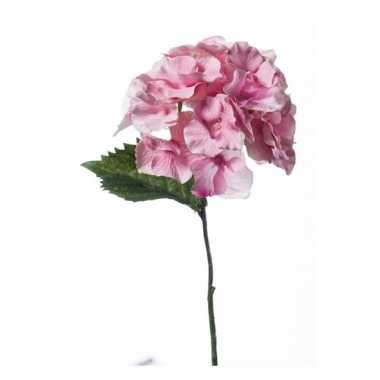 Hortensia nep tak 28 cm roze
