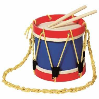 Houten trommel voor kinderen
