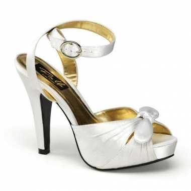 Ivoorwitte sandalen voor dames