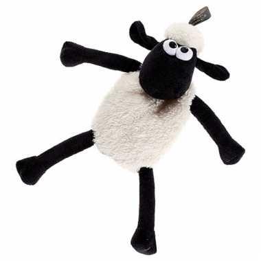 Kado warmte knuffel van shaun het schaap
