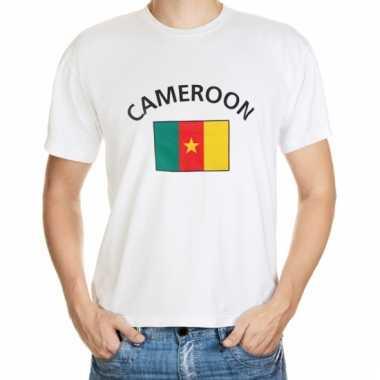 Kameroen vlaggen t-shirts