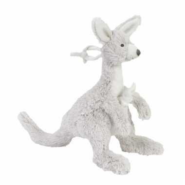 Kangoeroe knuffel met muziek van happy horse