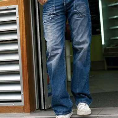 Kariban heren spijkerbroek