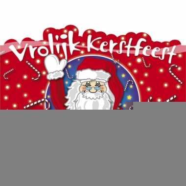 Kerst deurborden 48 x 35 cm