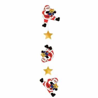 Kerst hanger kerstmannen