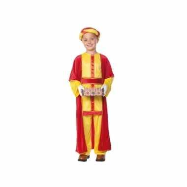 Kerst kostuum balthasar voor kinderen