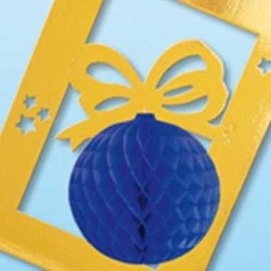 Kerstbal kerstversiering 50 cm