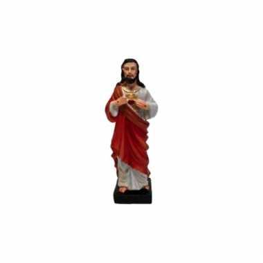 Kerststal beeldje jezus 13 cm
