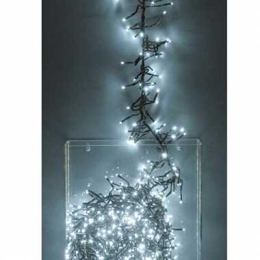 Kerstverlichting wit met 576 lampjes