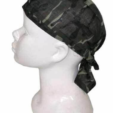 Kids bandana camouflage