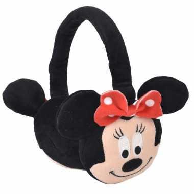 Kinder oorwarmers minnie mouse