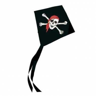 Kinder vliegers piraat