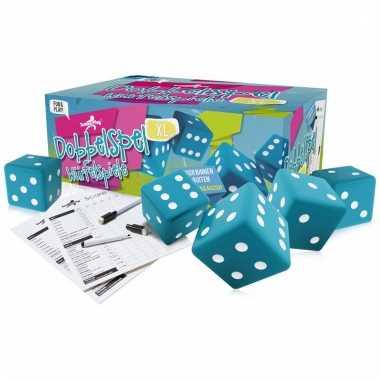 Kinderfeestje spelletjes xl dobbelspel