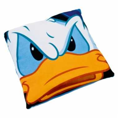 Kinderkamer kussentje donald duck