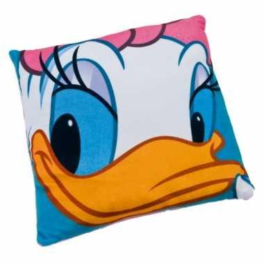 Kinderkamer kussentje katrien duck