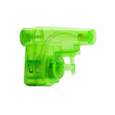 Kinderspeelgoed groen waterpistool