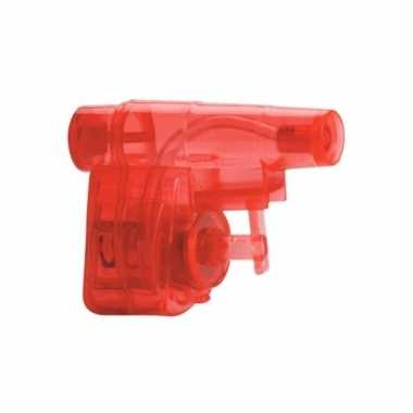 Kinderspeelgoed rood waterpistool