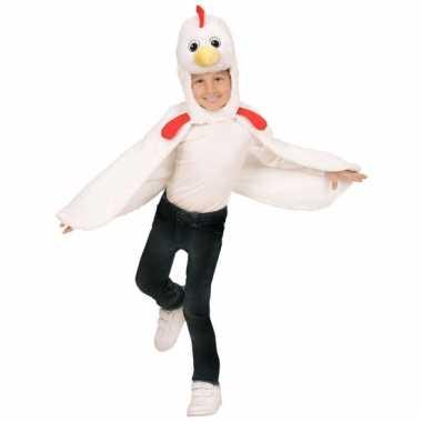 Kippen verkleedkleding voor peuters
