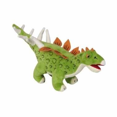 Kknuffeldier stegosaurus dinosaurier 30 cm