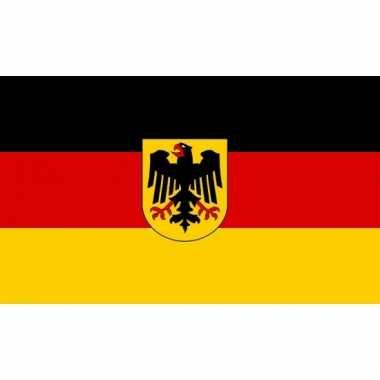 Kleine vlag van duitsland 60 x 90 cm