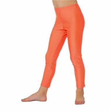 Knal oranje kinder legging