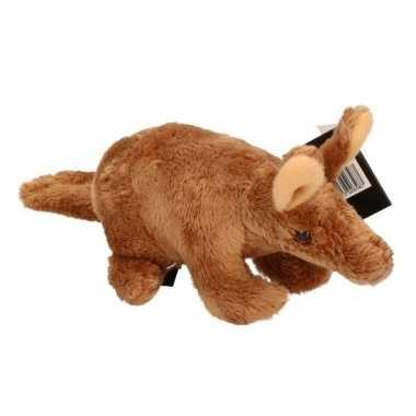 Knuffel aardvarken 18 cm