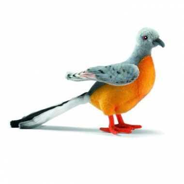 Knuffel duif 20 cm