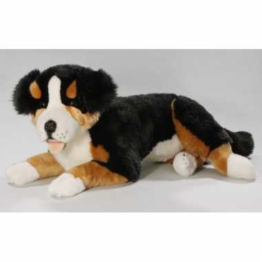 Knuffel hondje berner sennen 60 cm