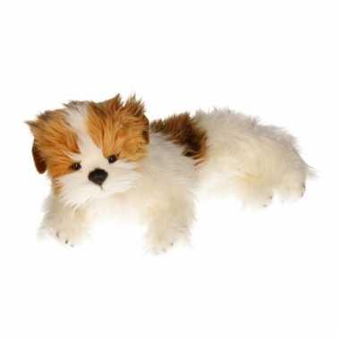 Knuffel hondje yorkshire terrier 42 cm