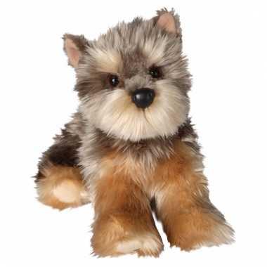 Knuffel hondje yorkshireterri?r 30 cm