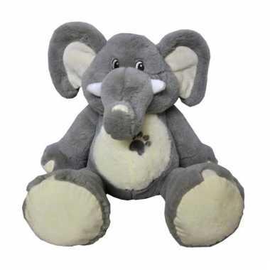 Knuffel olifantje 26 cm