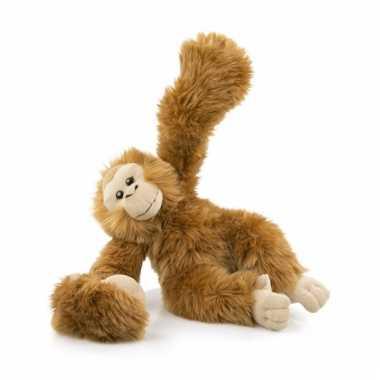 Knuffeldier orang oetan aapje 25 cm