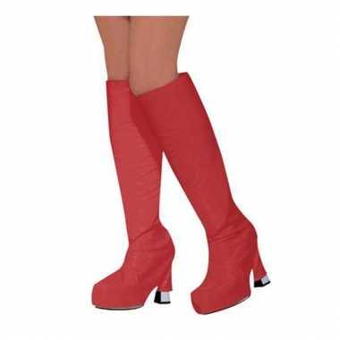 Laars covers in de kleur rood