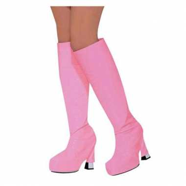Laars covers in de kleur roze
