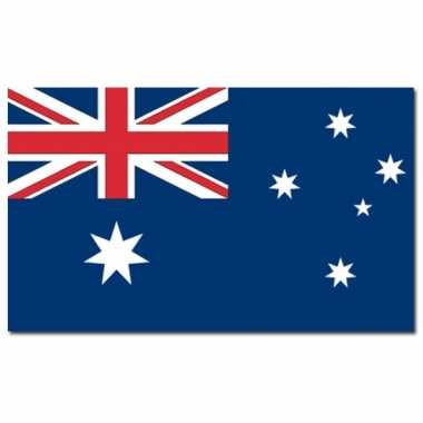 Landen vlag australie