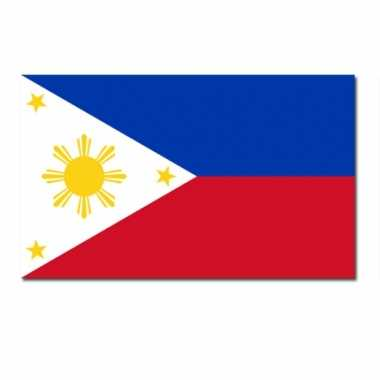 Landen vlag filipijnen