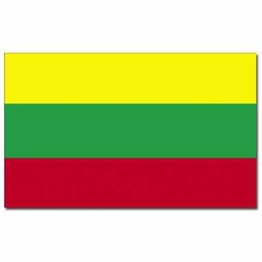 Landen vlag litouwen
