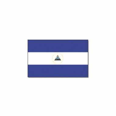 Landen vlag nicaragua