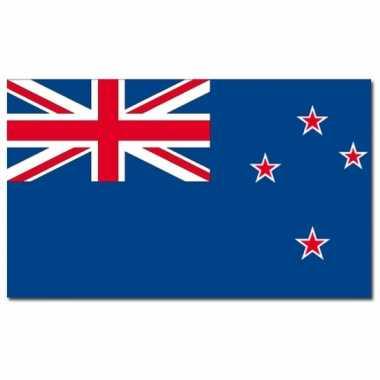 Landen vlag nieuw zeeland