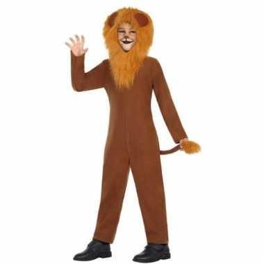 Leeuwen leo verkleedkostuum voor kinderen