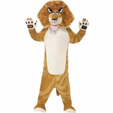 Leeuwen pakken alex voor kinderen