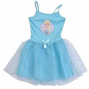 Leuke meiden jurk frozen
