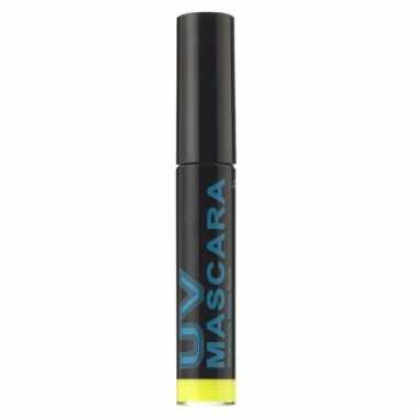 Lichtgevende gele mascara