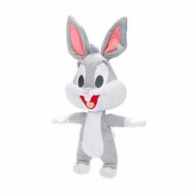 Looney tunes pluche baby bugs bunny 32 cm